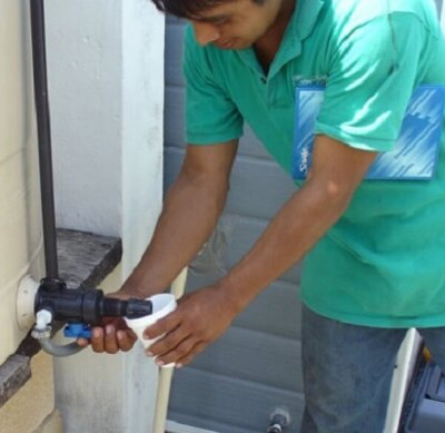 Hệ thống lọc nước giá rẻ chạy bằng quang năng