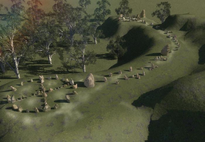 Stonehenge của Australia - bí ẩn lớn chưa có lời giải