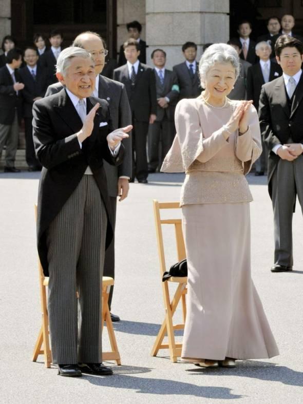 12/11/1990 - Nhật Bản đón vị Thiên hoàng thứ 125