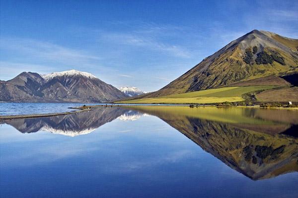 25 cảnh thiên nhiên đẹp đến không tưởng