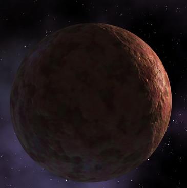Tiểu Diêm Vương tinh - Thiên thể xa nhất hệ Mặt Trời