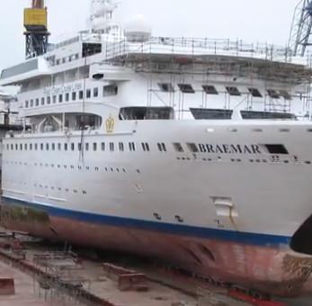 Video: Cách nới rộng một con tàu đã được lắp ráp hoàn chỉnh