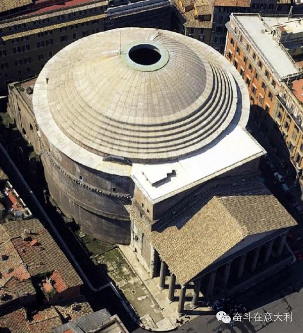 Hé lộ bí ẩn đền Pantheon