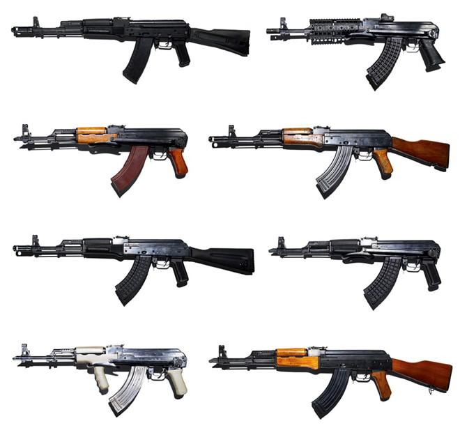 13/11/1947 - Liên Xô hoàn tất công đoạn phát triển súng trường tấn công AK-47