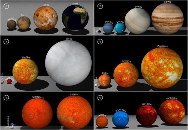 10 bức ảnh cho thấy sự bao la của vũ trụ
