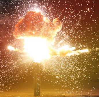 Tia laser có khả năng đốt nóng lên tới 15 triệu độ C