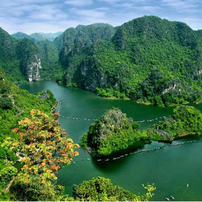 Quần thể danh thắng Tràng An - Di sản thế giới tại Việt Nam