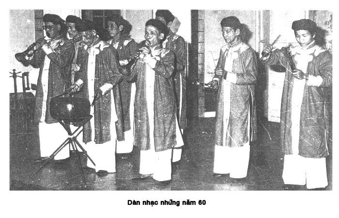 Nhã nhạc cung đình Huế - Di sản văn hóa của nhân loại