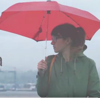 Một công ty vừa tuyên bố phát minh lại thành công chiếc ô