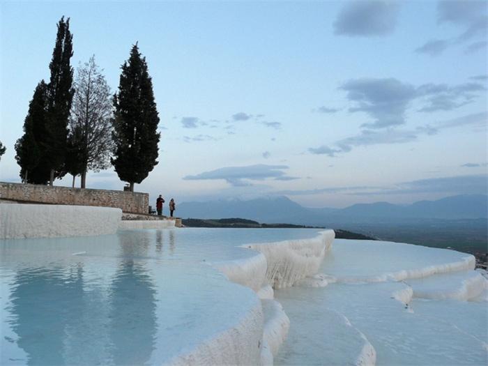 Hierapolis - Pamukkale - Di sản hỗn hợp thế giới tại Thổ Nhĩ Kỳ