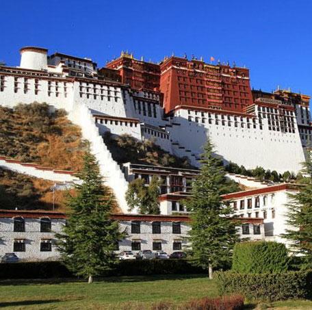 Cung điện Potola Trung Quốc