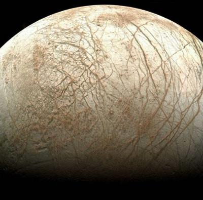 NASA muốn hạ cánh xuống vệ tinh Europa của Sao Mộc