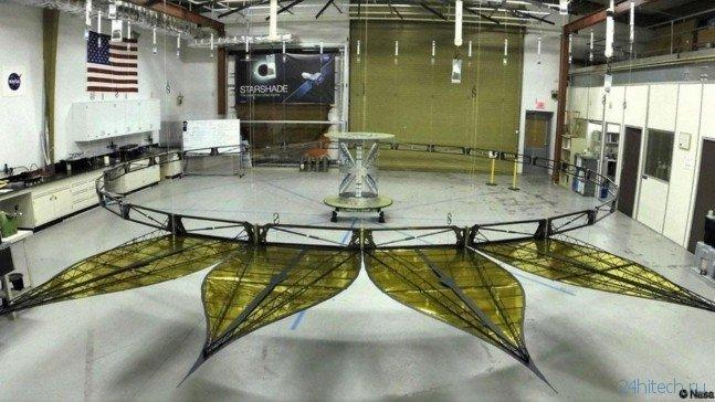 Chống lóa cho kính viễn vọng tìm sự sống ngoài Trái Đất