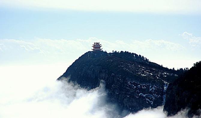 Núi Nga Mi và Đại phật Lạc Sơn