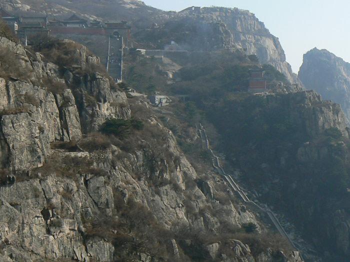Núi Thái Sơn - Kỳ quan thế giới