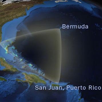 Những vụ mất tích kỳ bí tại tam giác quỷ Bermuda