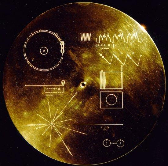 Ảnh trong đĩa vàng tàu vũ trụ gửi người ngoài hành tinh