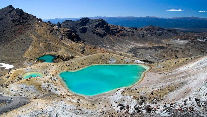 Vườn quốc gia Tongariro
