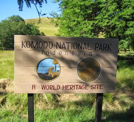 Vườn quốc gia Komodo - Indonesia