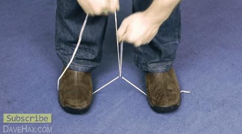 Bí kíp sinh tồn: Cách cắt dây thừng khi không có dao kéo