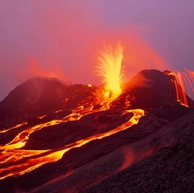 Tại sao không vứt hết rác xuống núi lửa cho... tiện?