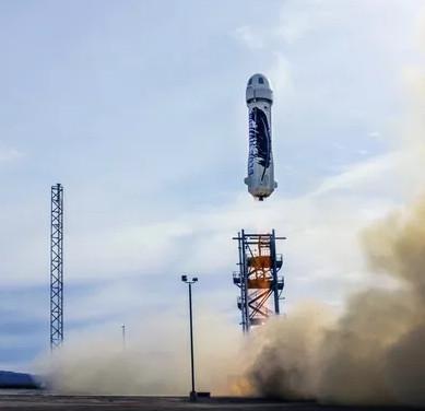 Công ty của ông chủ Amazon phóng thành công tên lửa tái sử dụng