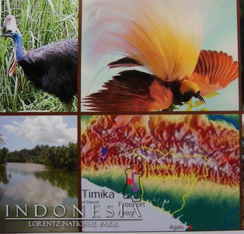 Vườn quốc gia Lorentz - Indonesia