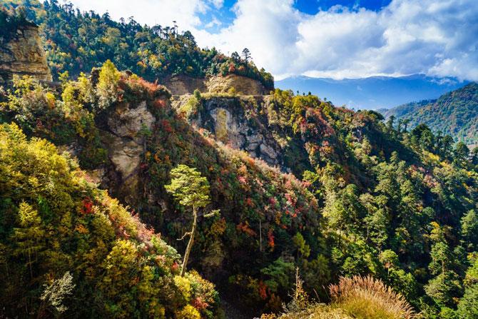 Những khoảnh khắc tuyệt đẹp ở mảnh đất huyền bí Bhutan