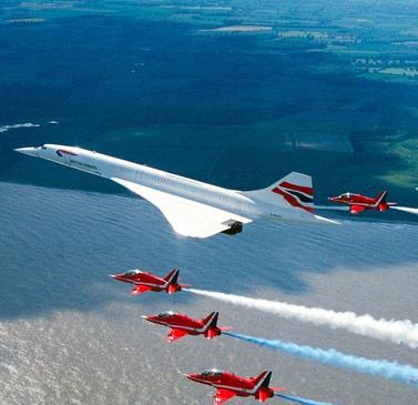 26/11/2003 - Chuyến bay cuối cùng của máy bay siêu thanh Concorde