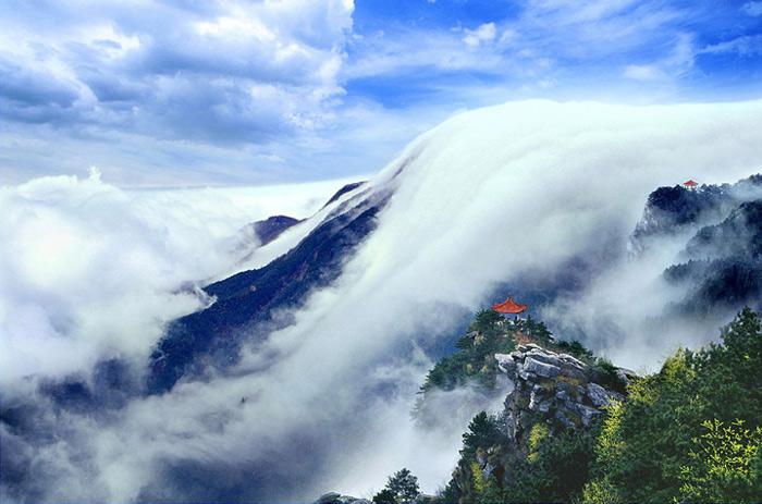 Công viên quốc gia Lư Sơn - Trung Quốc