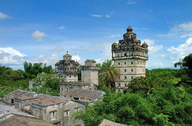 Điêu lâu Khai Bình - Di sản văn hóa của Trung Quốc