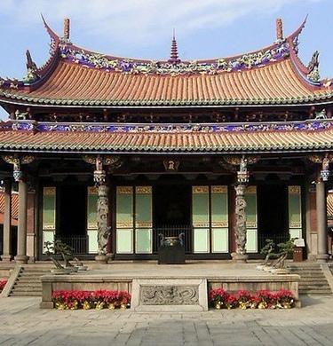 Khổng miếu, Khổng phủ, Khổng lâm - Trung Quốc