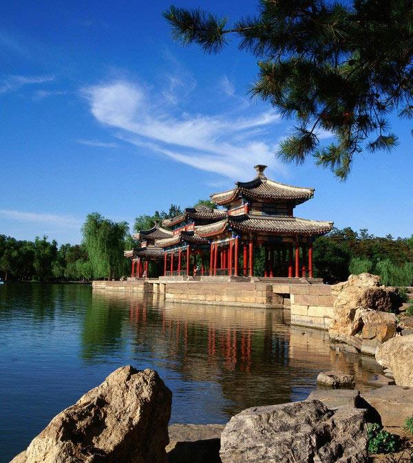 Tị Thử Sơn Trang và Ngoại Bát Miếu - Trung Quốc