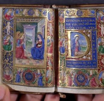 Tuyệt kỹ làm sách Kinh Thánh thời trung cổ