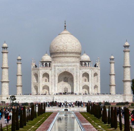 Đền Taj Mahal - Ấn Độ