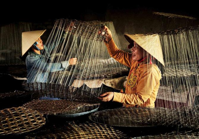 Những khoảnh khắc tuyệt đẹp về cuộc sống vùng Nam Trung Bộ
