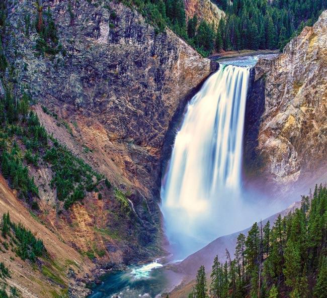 Vườn quốc gia Yellowstone - Hợp chủng quốc Hoa Kỳ