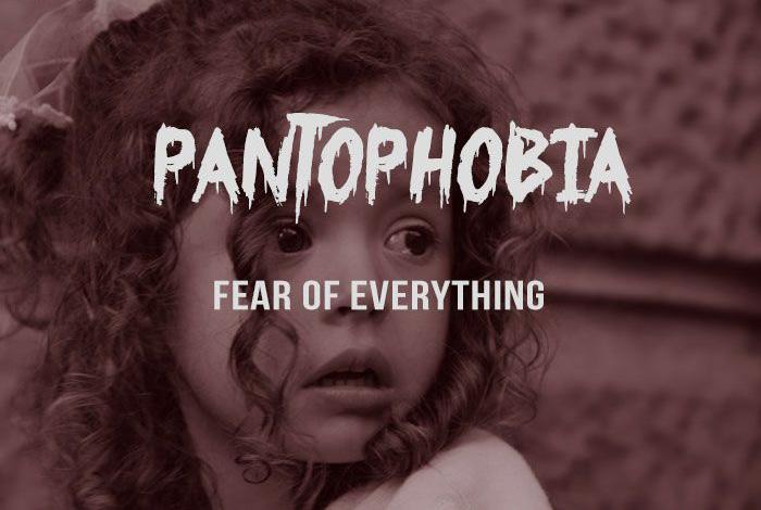 Những nỗi sợ kỳ quái của con người