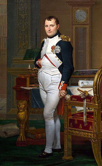 Napoleon Bonaparte - vĩ nhân thế giới