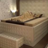Video: Khám phá chiếc giường cứu sống bạn khi động đất