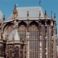 Nhà thờ chính tòa Aachen - Đức