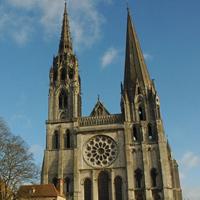 Nhà thờ Đức Bà Chartres - Pháp