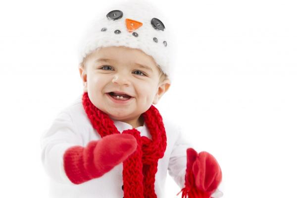 Ngừa ho cho bé trong mùa lạnh