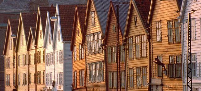 Bryggen - Nauy