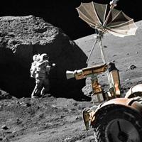 7/12/1972 - Apollo 17 trở thành nhiệm vụ cuối cùng đưa con người lên Mặt Trăng