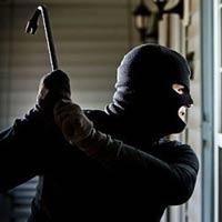 Làm thế nào để giảm thiểu thương vong khi trộm tấn công nhà bạn?