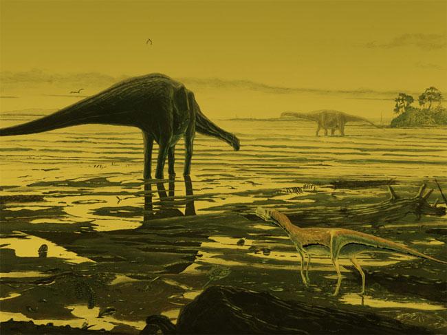 Phát hiện loài khủng long giống quái vật hồ Loch Ness