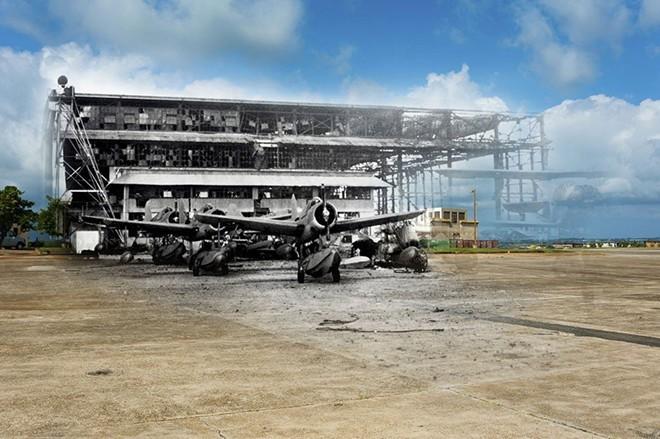 Toàn cảnh Trân Châu Cảng 74 năm sau trận đánh lịch sử