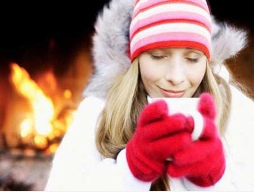 Cách chữa viêm họng hữu hiệu vào mùa đông