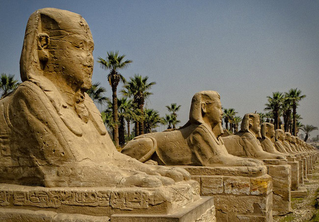 Thành phố cổ Thebes và các di tích khảo cổ của nó - Ai Cập